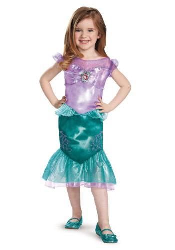 Toddler Ariel Classic Costume