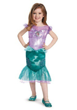Toddler Ariel Classic Costume