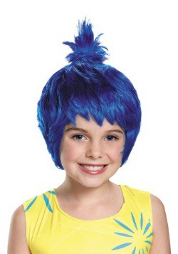 Inside Out Child Joy Wig