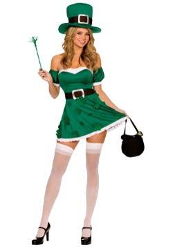 Sexy Leprechaun Costume