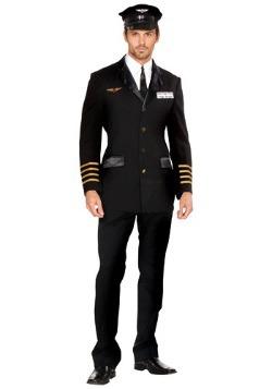 Mens Mile High Pilot Costume