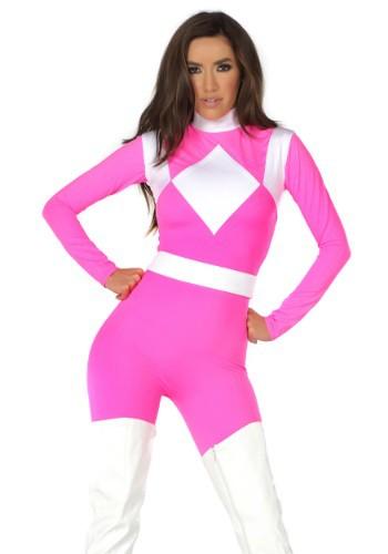 Women's Supreme Pink Ranger