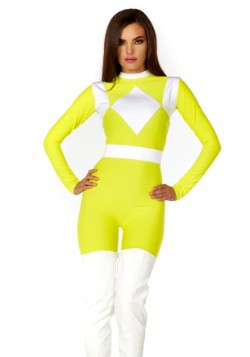 Women's Dynamic Yellow Ranger