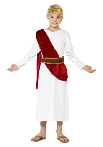 Child's Roman Boy Costume