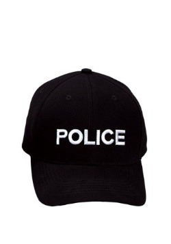 Adult Police Baseball Cap