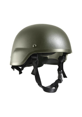 Adult Green Tactical Helmet