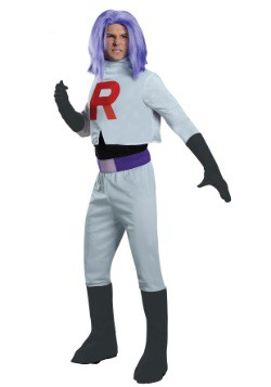 Adult James Team Rocket Costume