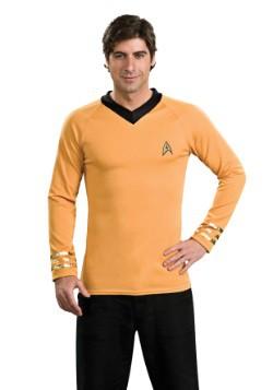 star trek classic deluxe captain kirk shirt - Uhura Halloween Costume
