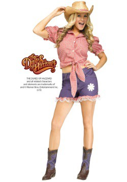 Womens Daisy Duke Costume