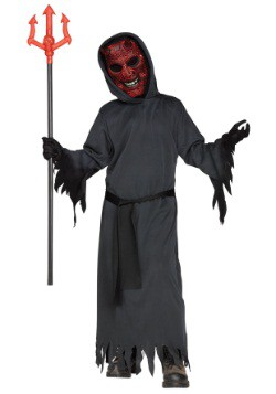 Child Smoldering Devil Costume