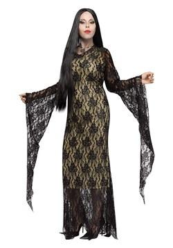 Plus Size Miss Darkness Costume