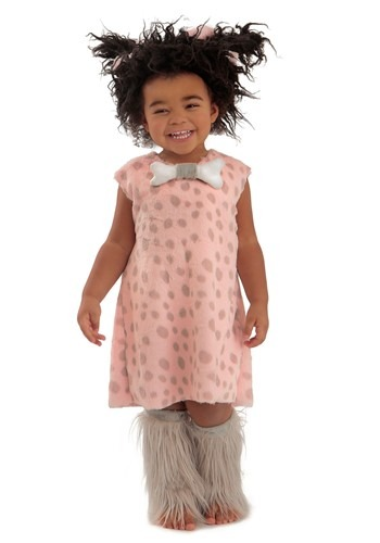 Girl's Cavebaby Costume
