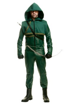 Mens Premium Arrow Costume
