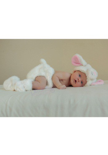 Cuddly Lamb Diaper Cover