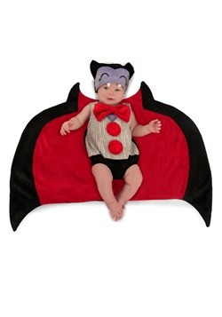 Infant Drooly Dracula Swaddle Costume