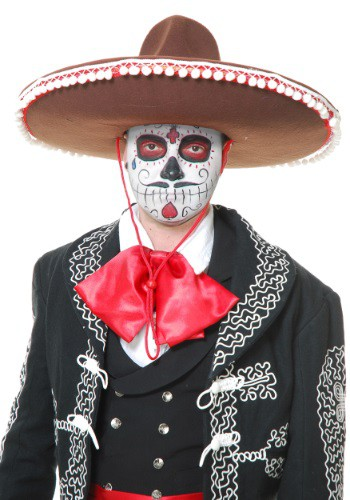 Adult Brown Mariachi Sombrero