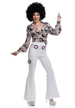 Womens Paisley Disco Hottie Shirt