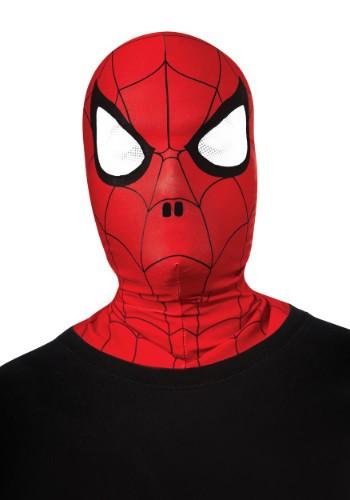 Child Overhead Spider-Man Mask