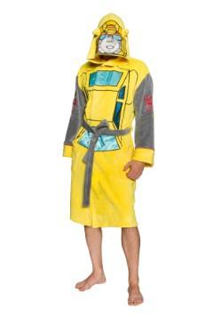 Transformers Bumblebee Bathrobe