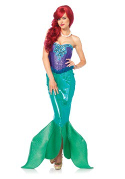 Womens Deep Sea Siren Costume