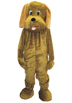 Mascot Puppy Dog Costume