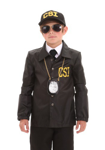 Child CSI Costume