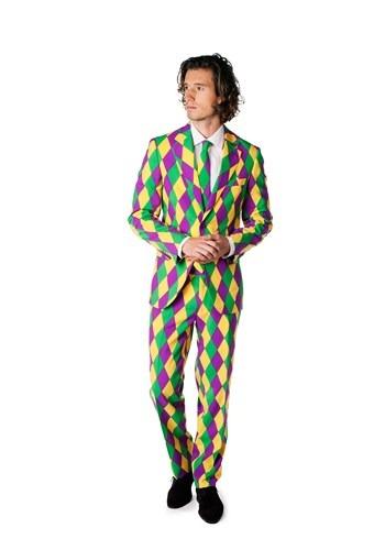 Mens Opposuits Mardis Gras Suit