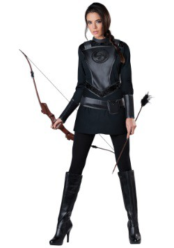 Women's Warrior Huntress Costume