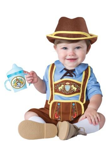 Infant/Toddler Little Lederhosen Costume