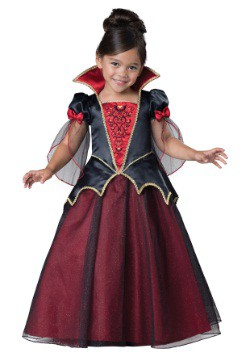 Toddler Vampiress Costume