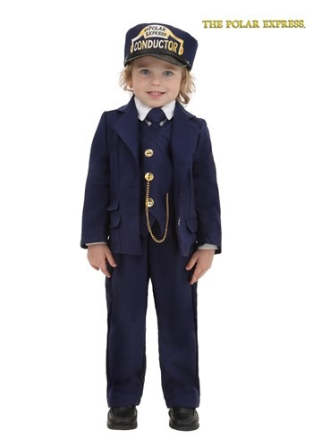 Toddler Polar Express Conductor