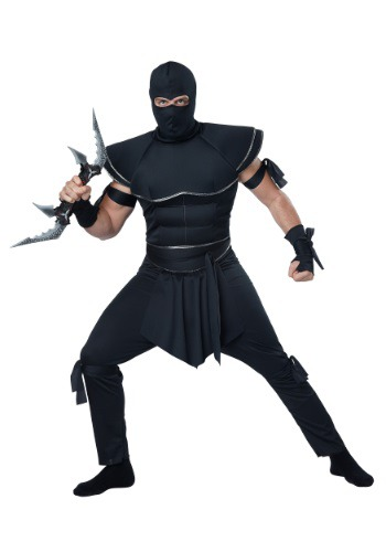 Adult Ninja Warrior Costume