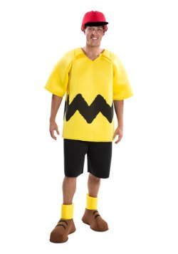 Peanuts Adult Charlie Brown Costume