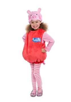 Peppa Pig Bubble Costume