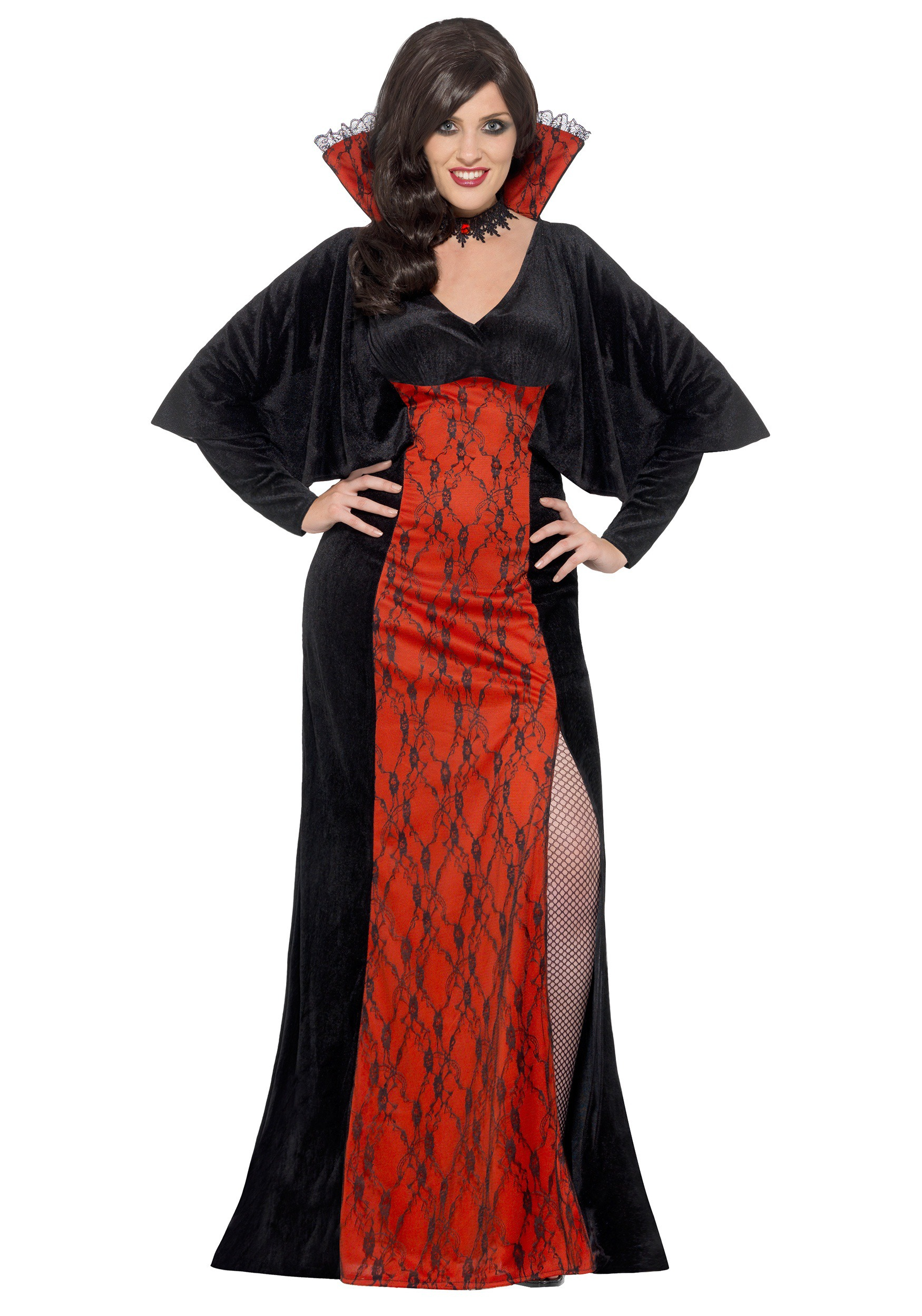 Elvira Plus Costume - Scary Plus Size Costumes
