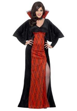 Plus Size Women's Vamp Costume