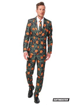 Men's Opposuits Basic Pumpkin Suit