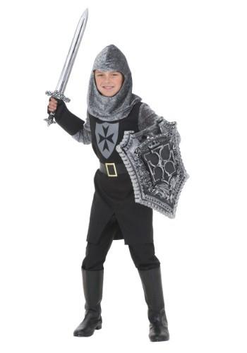 Child Black Knight Costume
