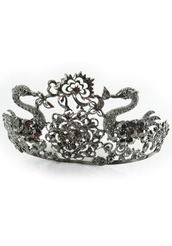 Silver Opera Tiara