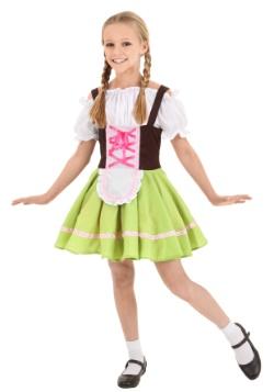 Child German Girl Costume