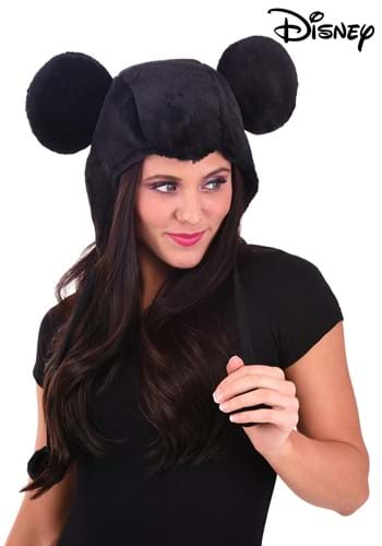 Mickey Mouse Hoodie Hat