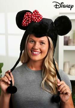 Minnie Mouse Hoodie Hat