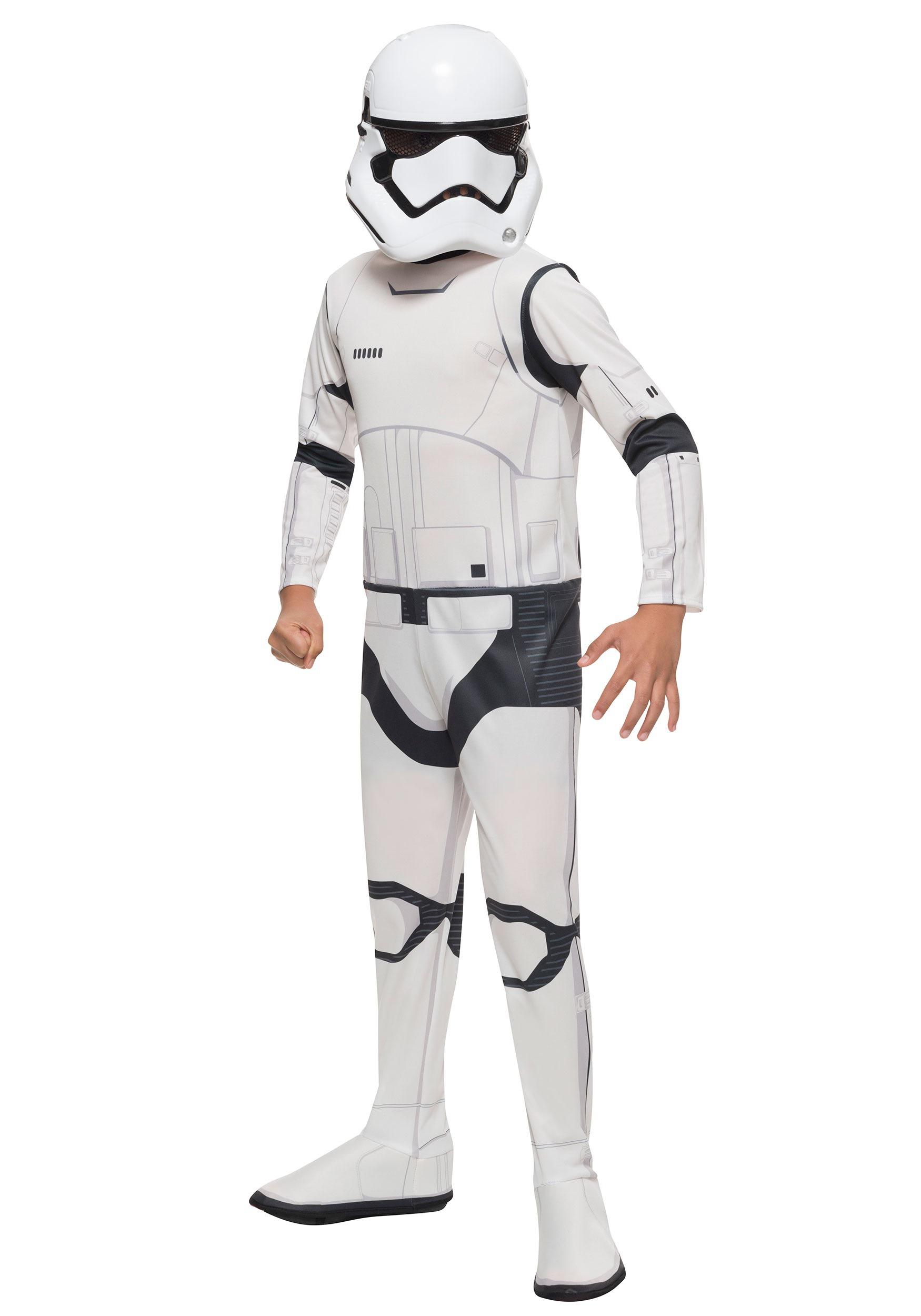 sc 1 st  Halloween Costumes & Child Classic Star Wars Ep. 7 Stormtrooper Costume