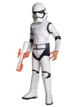 Child Deluxe Star Wars Ep. 7 Stormtrooper Costume