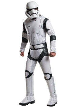 Adult Deluxe Star Wars Ep. 7 Stormtrooper Costume