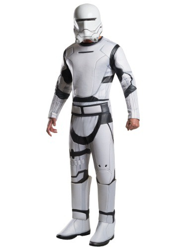 Adult Deluxe Star Wars Ep. 7 Flametrooper Costume