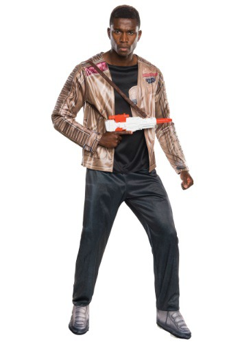 Adult Deluxe Star Wars Ep. 7 Finn Costume