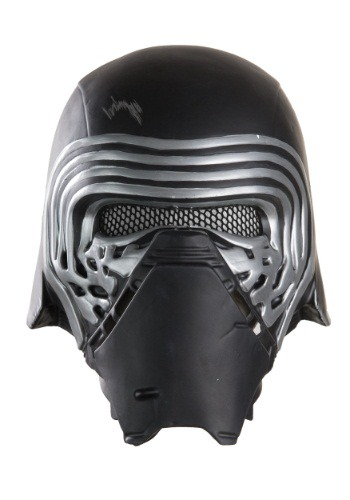 Child Star Wars Ep. 7 Kylo Ren 1/2 Helmet