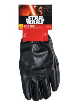 Child Star Wars Ep. 7 Kylo Ren Gloves