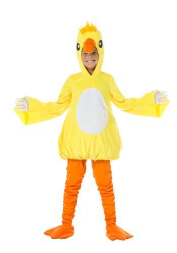Child Duck Costume